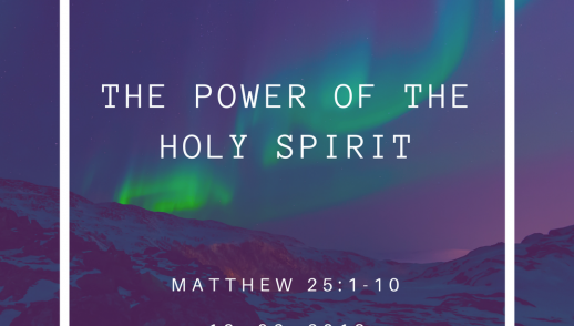 The power of the Holy Spirit