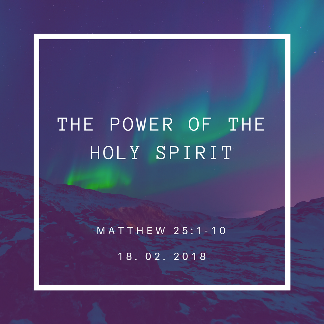 The power of the Holy Spirit | CAC East of Luton