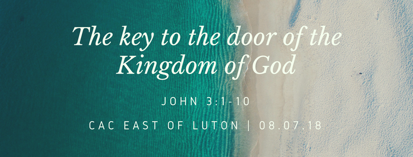 The key to the door of the Kingdom of God