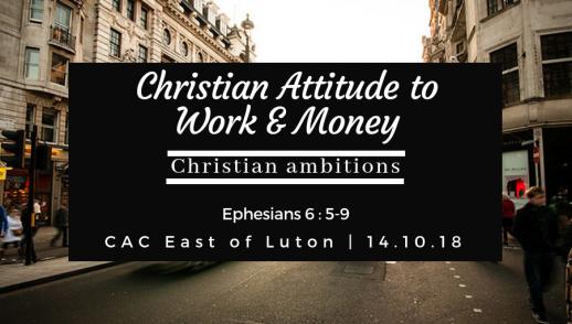 Christian Ambition