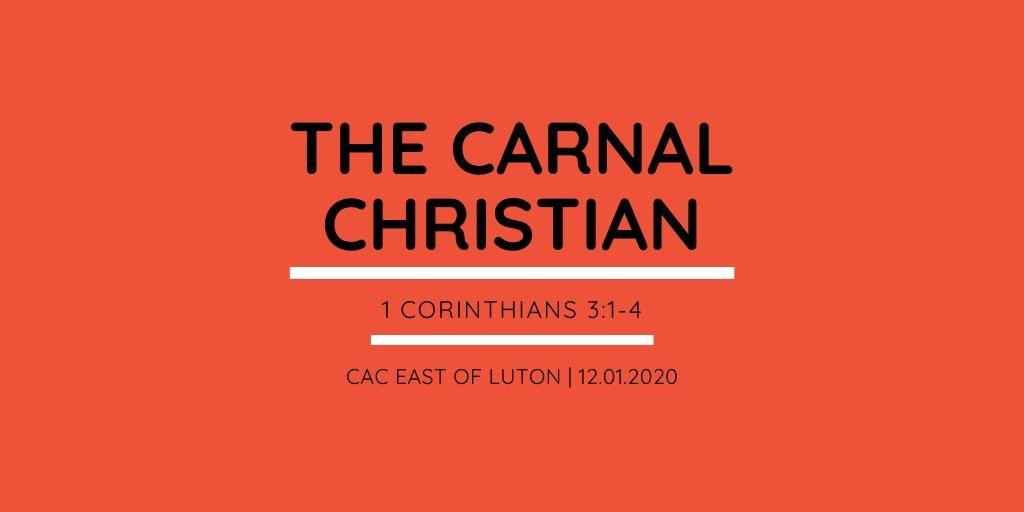 carnal christian