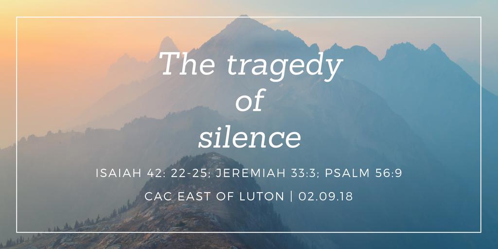 silence-tragedy
