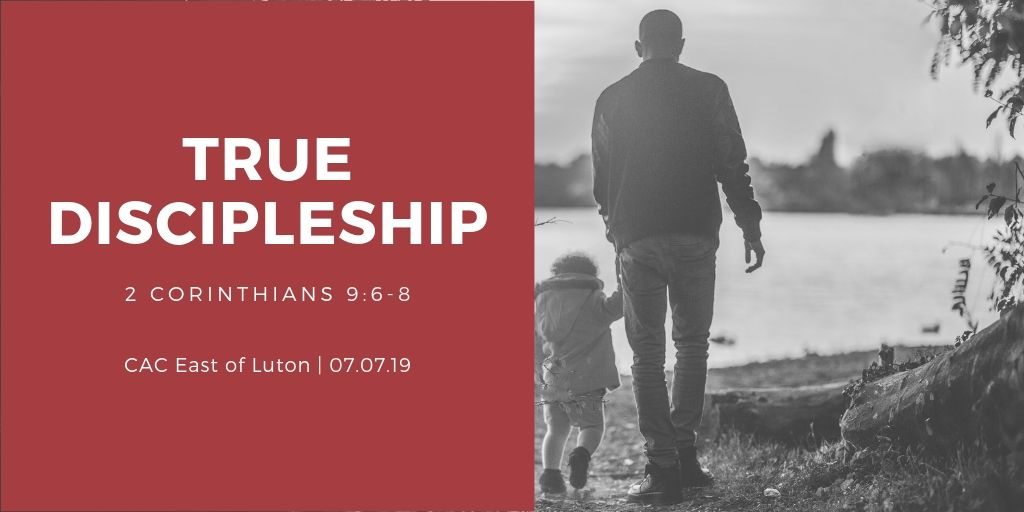 true discipleship